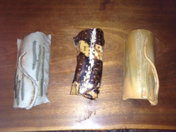 Leopard gecko hand made hides